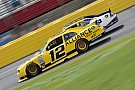Sam Hornish Jr Charlotte II Race report