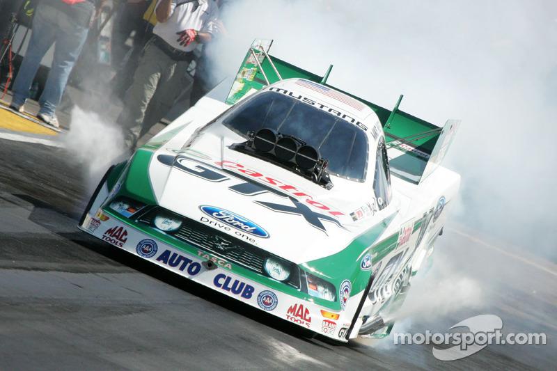 John Force Racing Phoenix Saturday report