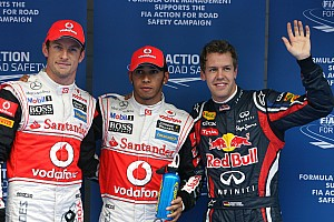 Formula 1 Smartest team, driver to win Korean grand prix