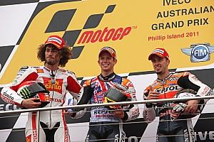 MotoGP Bridgestone Australian GP race report