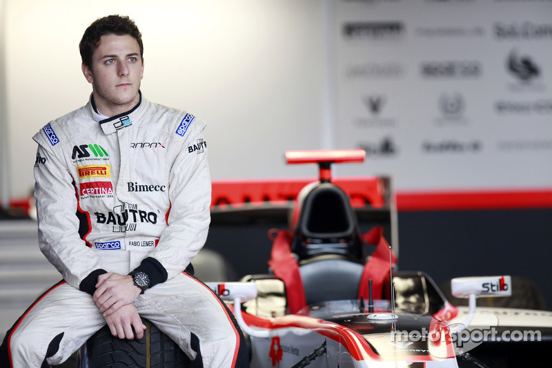 "Sauber to test Swiss Leimer at one of the ""Young Driver Days"" in Abu Dhabi"