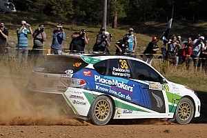 WRC Haydon Paddon takes PWRC title to Rally de España