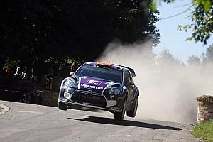 WRC Van Merksteijn Motorsport Rally de España leg 2 summary