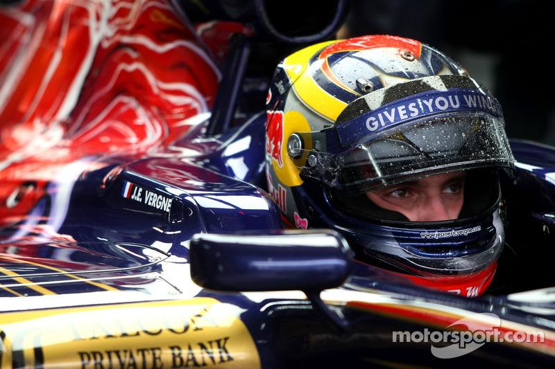 Vergne still unsure of 2012 Toro Rosso debut