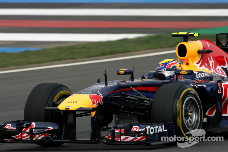 Red Bull Indian GP Friday practice report