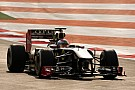 Lotus Renault's James Allison about the Indian Grand Prix