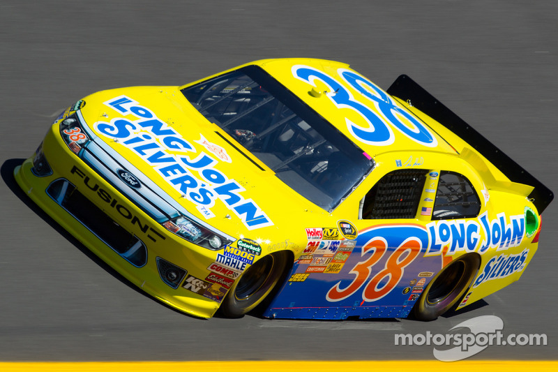Front Row Motorsports crewman Martinsville II medical update