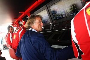 Formula 1 Ferrari corrects Montezemolo's Formula One 'quit threat'