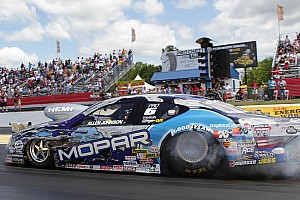 NHRA Allen Johnson looks for a win at Pomona II
