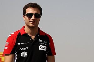 Formula 1 D'Ambrosio looks around but no Virgin decision yet