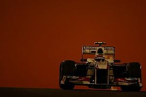 Formula 1 Sauber Abu Dhabi GP Friday practice report
