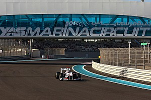 Formula 1 Sauber Abu Dhabi GP qualifying report