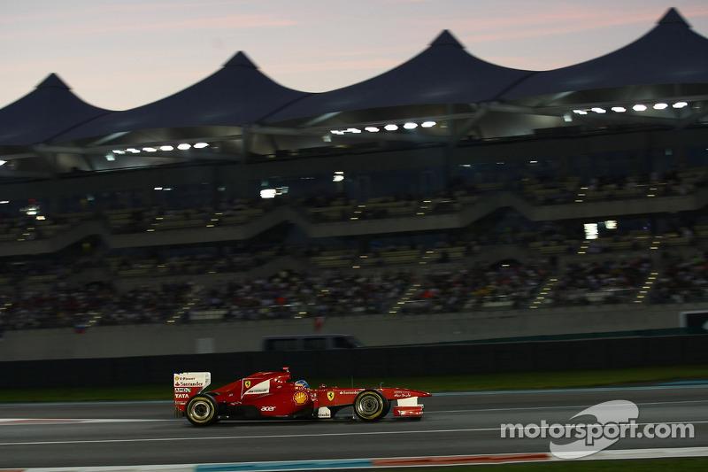 Pirelli Abu Dhabi GP race report