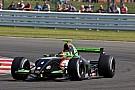 Lotus Renault Abu Dhabi young driver test Wednesday report