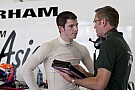 Team Lotus Abu Dhabi young driver test Thursday report