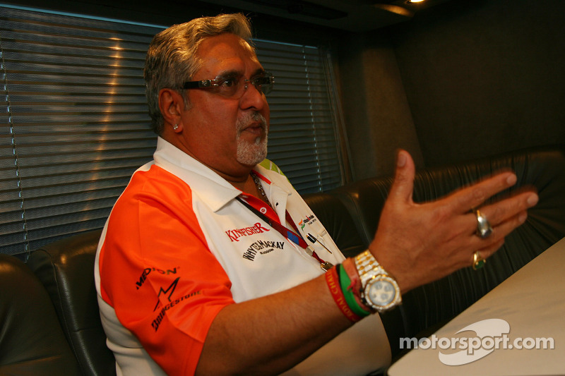 Force India heading to Brazilian GP in strong position