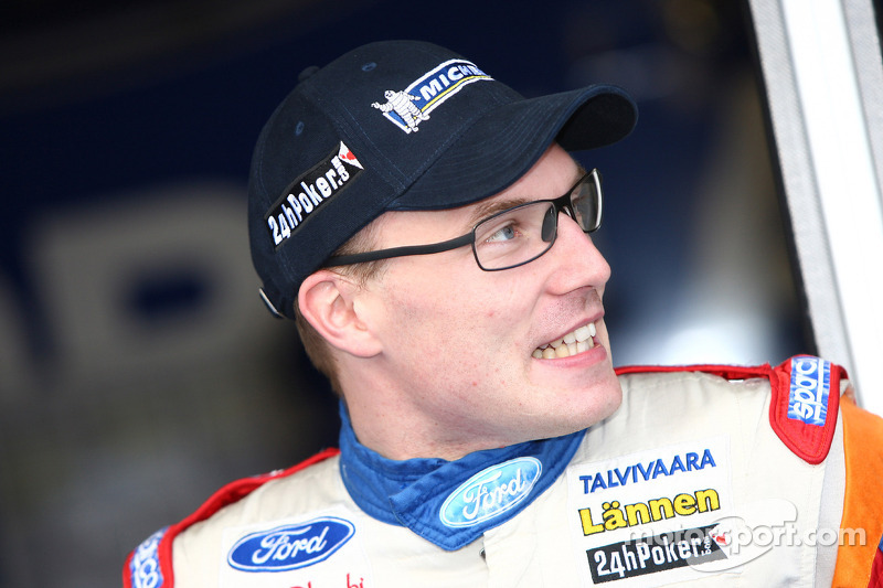 Ford to test WRC Focus components at Rallye du Var
