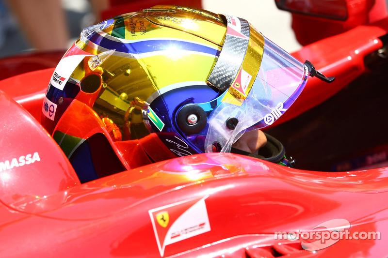 Ferrari Brazilian GP feature - The final Friday