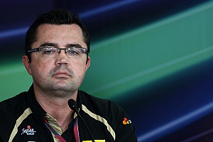 Formula 1 Lotus Renault Q&A with Eric Boullier