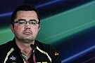 Lotus Renault Q&A with Eric Boullier
