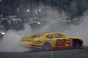 NASCAR Cup Buschfire - Kurt Busch fired from Penske Racing
