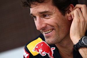 Formula 1 Red Bull clips Webber and Vettel's wings