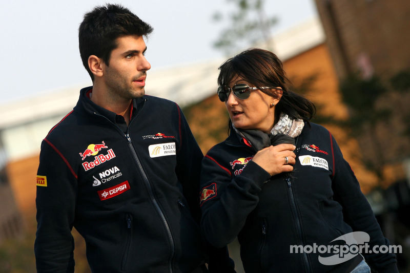 Marko tells Alguersuari to win ticket to Red Bull