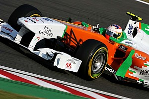 Formula 1 Force India finally confirms 2012 driver line-up