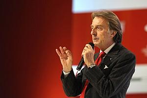 Formula 1 Montezemolo celebrates 20 years of Ferrari presidency