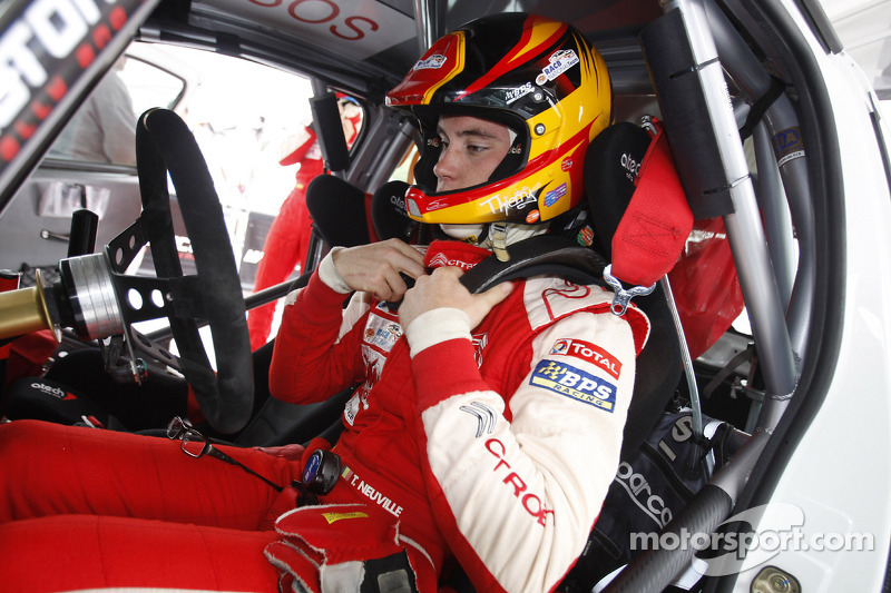 Citroen names Neuville for selected events in 2012