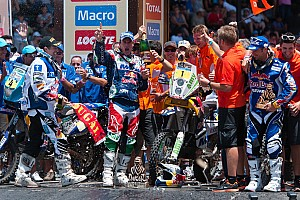 Dakar Bike catagory ready for close fight in 2012