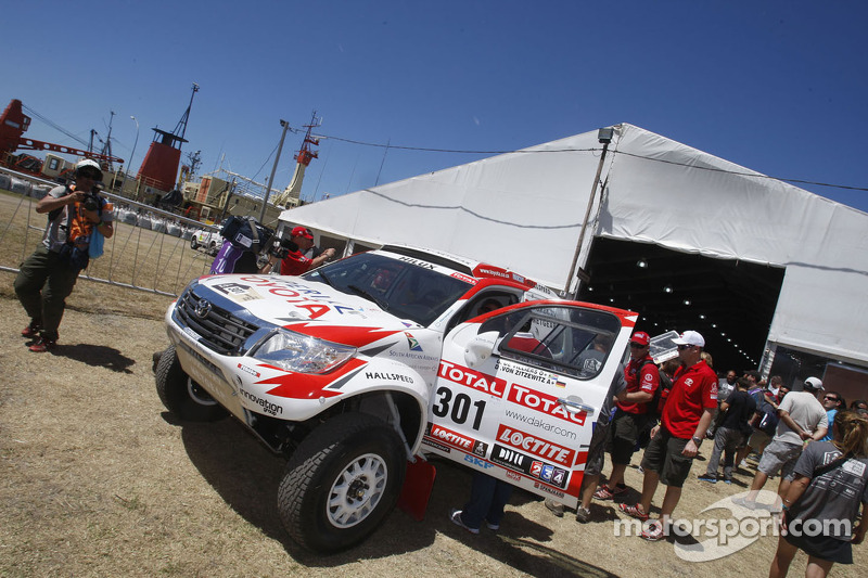 Imperial Toyota stage 2 report