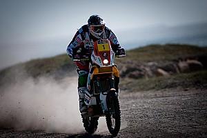 Dakar MRW KTM stage 3 report