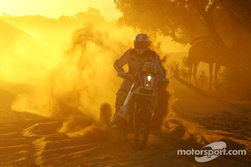 Eighth stage of Africa Eco race canceled due to windy conditions