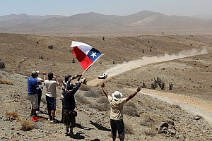 Dakar Series stage 7 report
