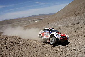 Dakar Riwald Team stage 8 report