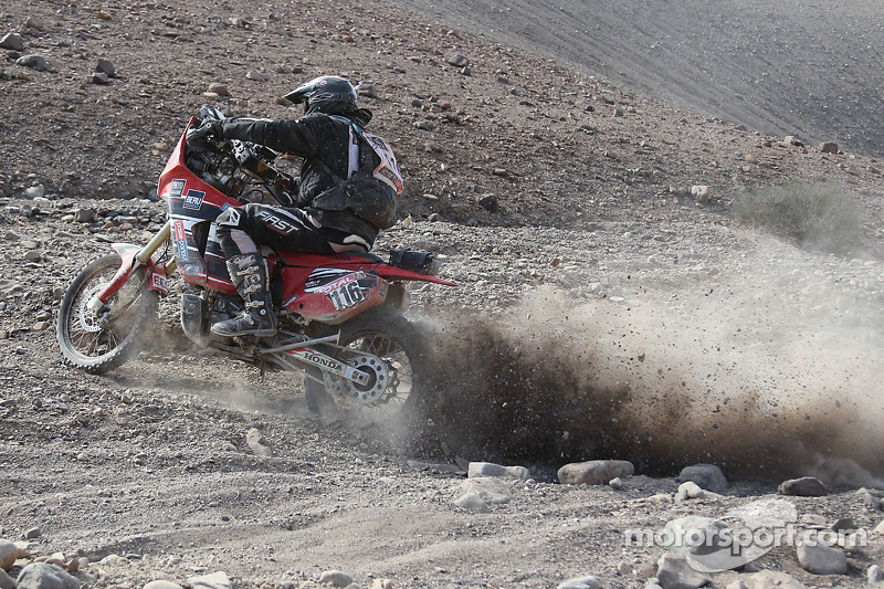 HT Rally Raid rest day report