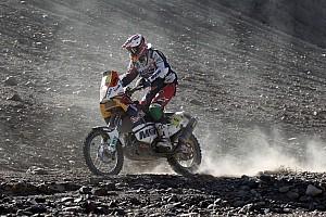Dakar MRW KTM stage 11 report