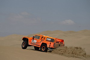 Dakar Team SPEED stage 12 report
