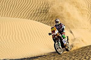 Dakar MRW KTM stage 13 press release