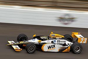 IndyCar Dreyer & Reinbold Racing announces Servia