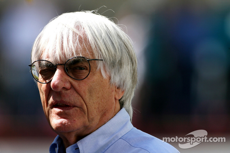 Ecclestone meets with Valencia president