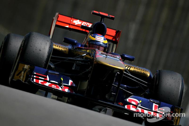 2012 Toro Rosso car ready for Jerez opener