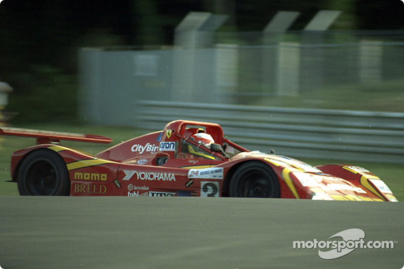 Max Papis talks about his relationship with Gianpiero Moretti