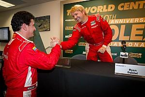 Grand-Am Starworks Motorsport's Dalziel claims Daytona 24H pole