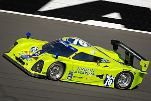 Grand-Am Krohn Racing Daytona 24H Friday report