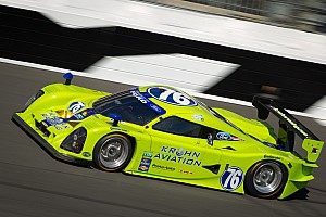Grand-Am Krohn Racing Daytona 24H hour 18 report