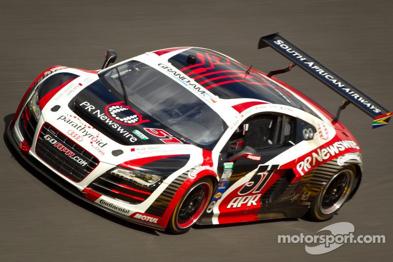 Audi Motorsport Daytona 24H race report