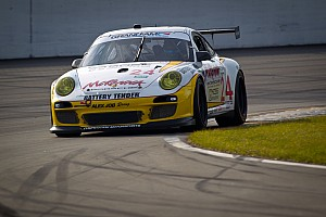 Grand-Am Alex Job Racing Daytona hour 18 race report