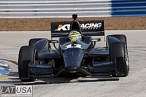 IndyCar Indycar boss urges Barrichello to switch